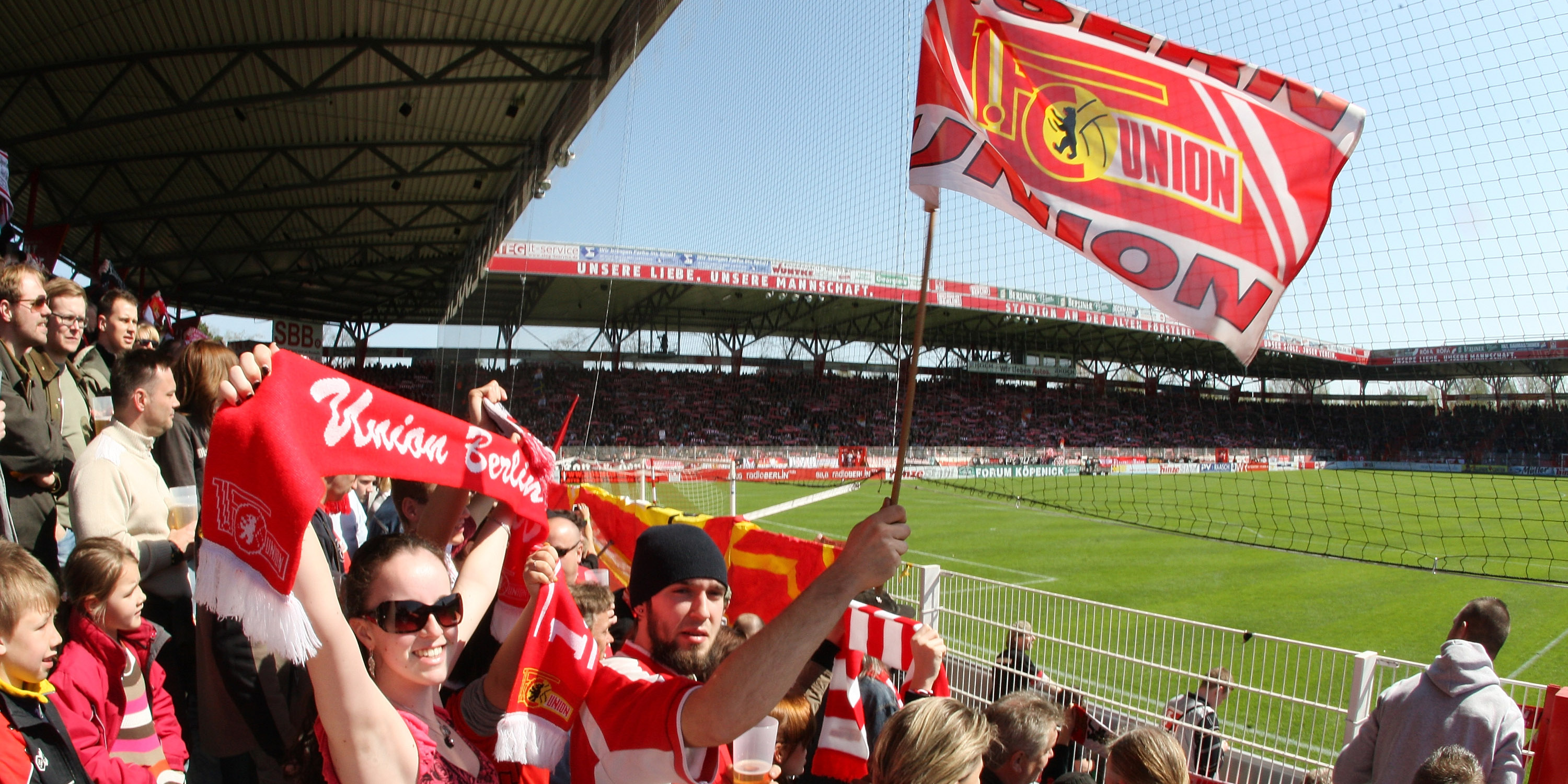 Union Berlin, Stadion, Fans