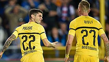 Champions League: Die Erkenntnisse des 1. Spieltags