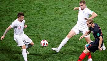 Kroatien – England: Three Lions wollen Revanche für WM-Aus nehmen