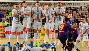 Inter Mailand – FC Barcelona: Nerazzurri für Abwehrschlacht gerüstet