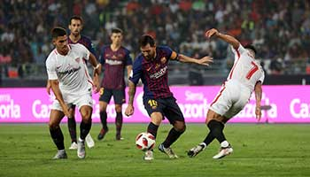 FC Barcelona – FC Sevilla: Barca will zurück an die Tabellenspitze