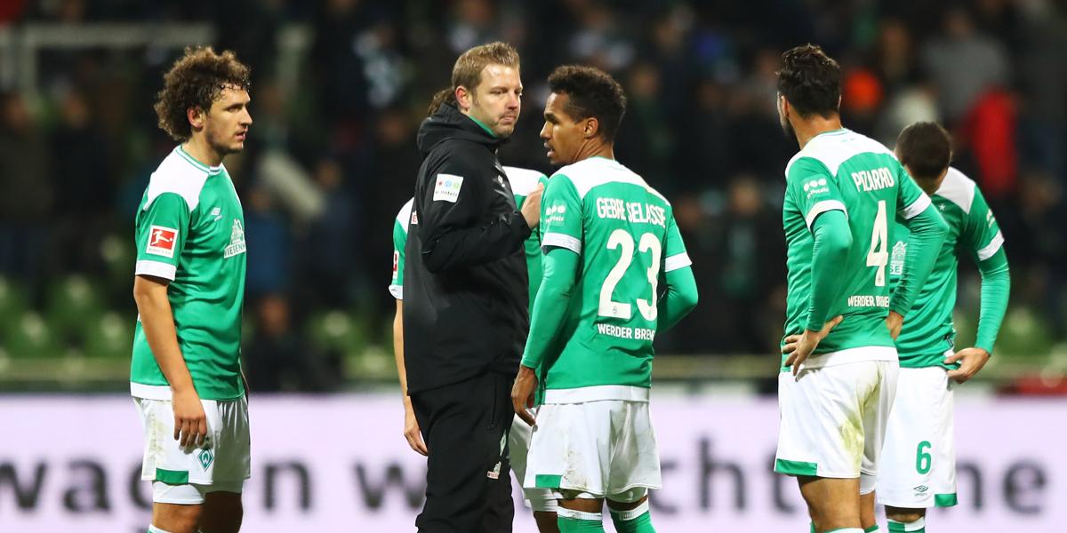 In Mainz siegte Werder 4-mal in Folge.