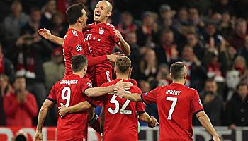AEK Athen – Bayern München: FCB liegen Klubs aus Griechenland