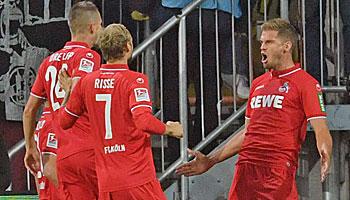 Topspiel in Hamburg: Darum schlägt Köln den HSV
