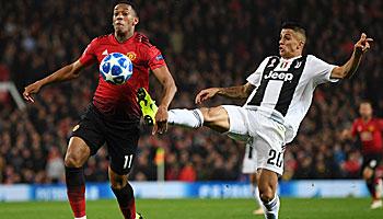 Juventus Turin – Manchester United: Macht die Alte Dame den letzten Schritt?
