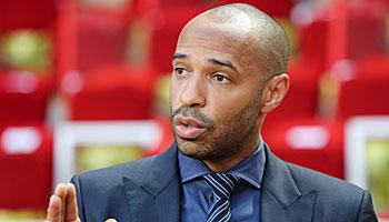 Thierry Henry beim AS Monaco: Risikobehaftete Rückkehr