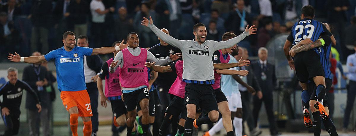 Lazio gegen Inter