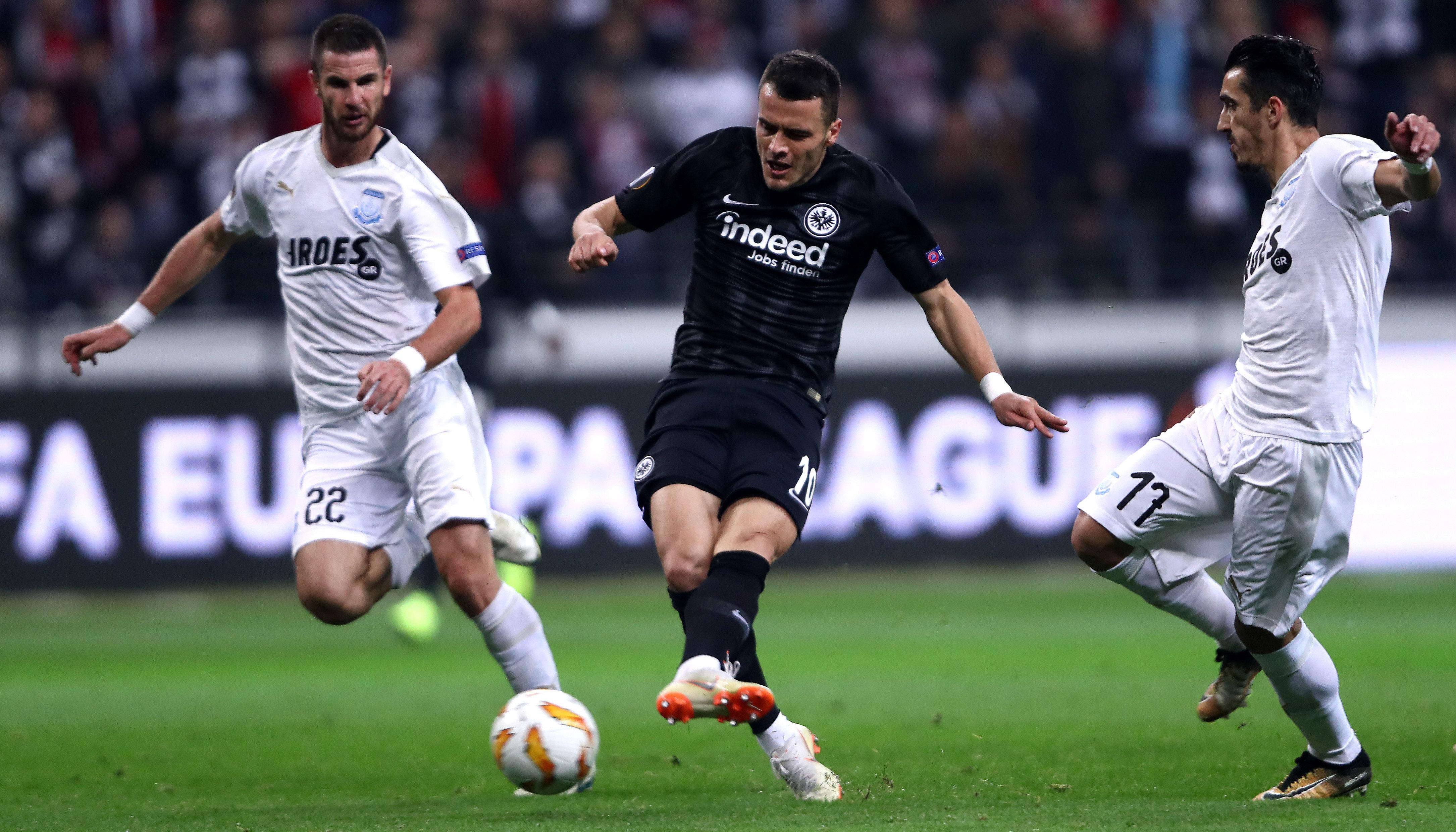 Apollon Limassol – Eintracht Frankfurt: Das Weiterkommen im Blick