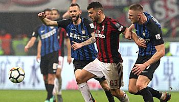 AC Mailand – Inter Mailand: Nerazzurri wechseln in die Jäger-Rolle