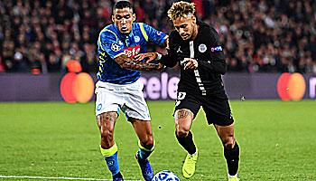 SSC Neapel – Paris St. Germain: Tuchel-Team darf nicht verlieren