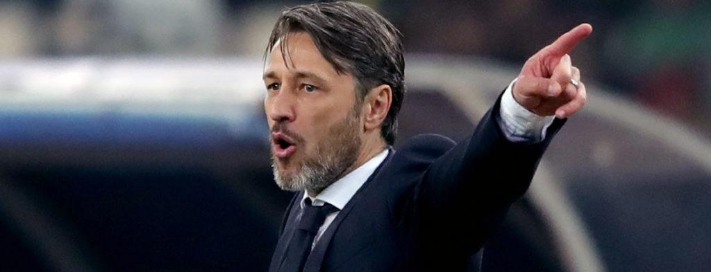 Niko Kovac beim FC Bayern München unter Druck.