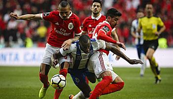 Portugal: Benfica – FC Porto ist nur ein Verfolgerduell