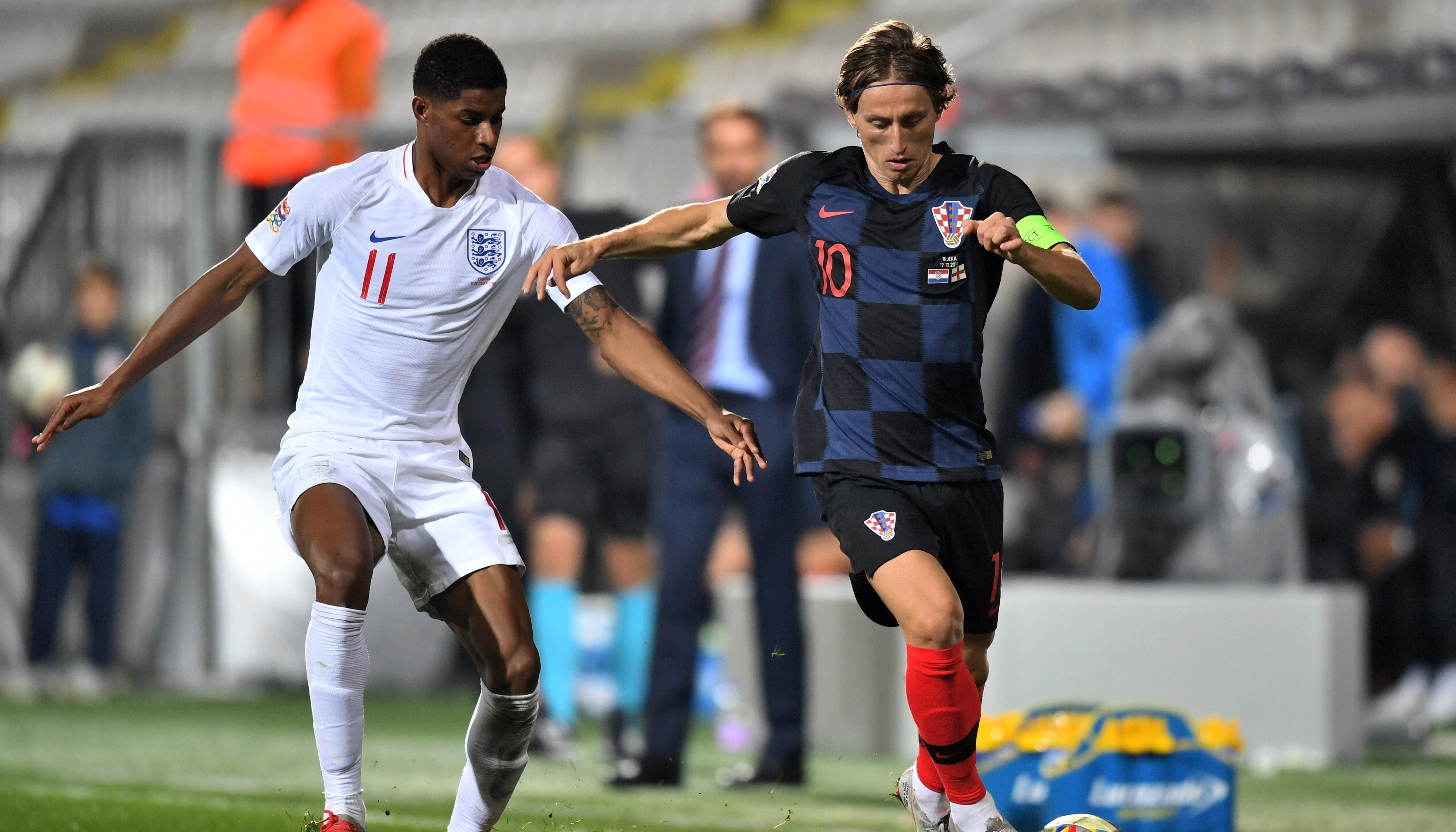 England – Kroatien: Kuriose Endspiel-Konstellation