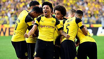 Meisterschaft in der Bundesliga: Jetzt muss der BVB dranbleiben