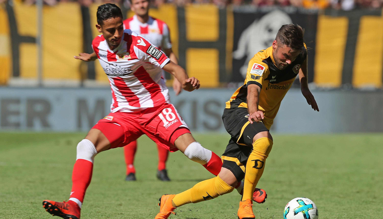 Union Berlin – Dynamo Dresden: Ostgipfel auf Augenhöhe