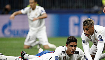 Ohne CR7: Historische Torflaute bei Real Madrid