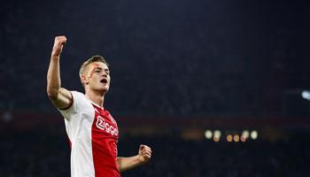 Matthijs de Ligt: Ajax-Rekordabgang in spe