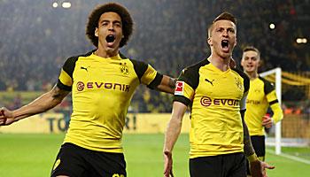 BVB auf Meisterkurs: Nur einmal war der Klub besser