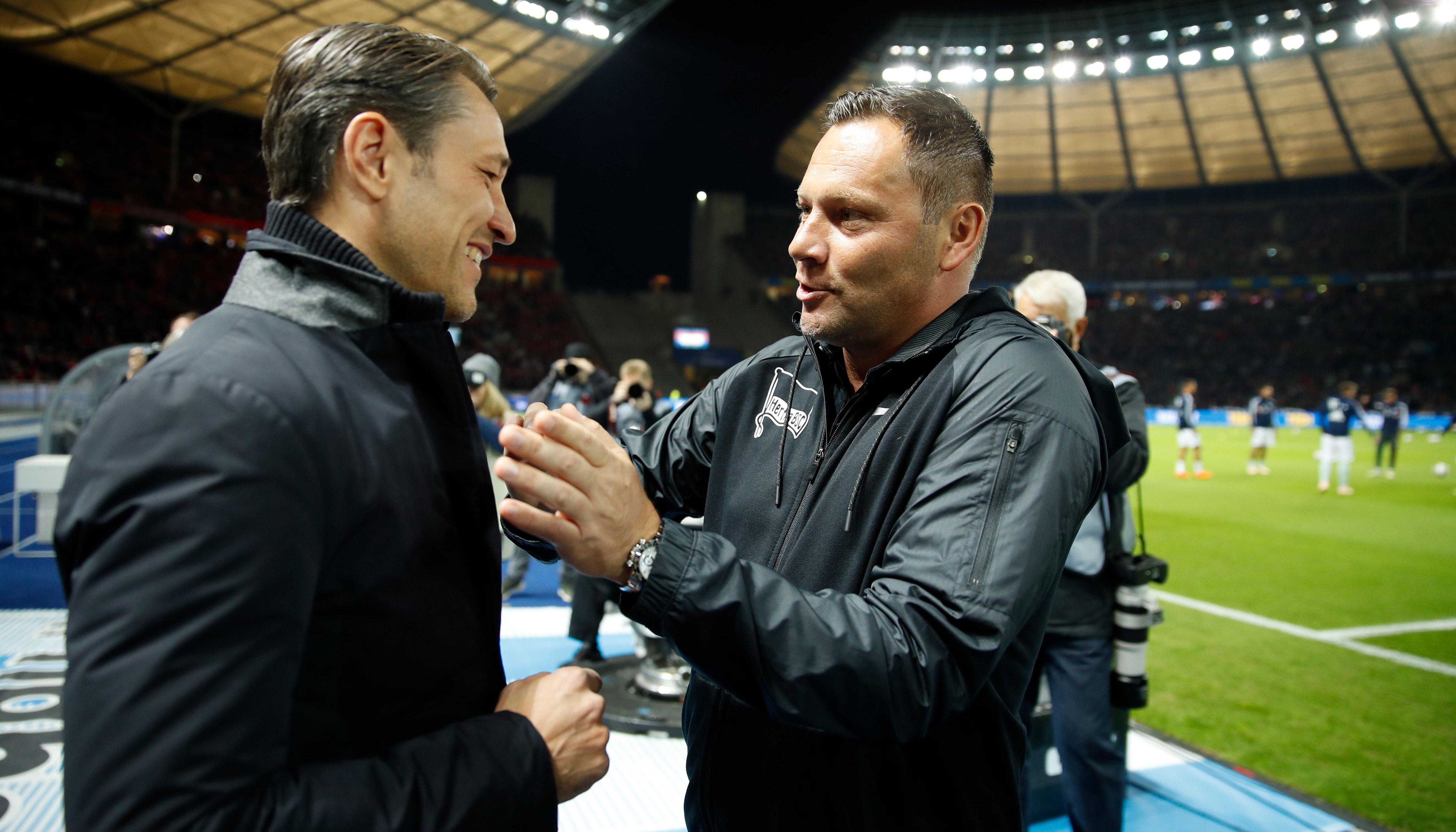 DFB Pokal-Auslosung: Die Bayern fahr'n schon nach Berlin