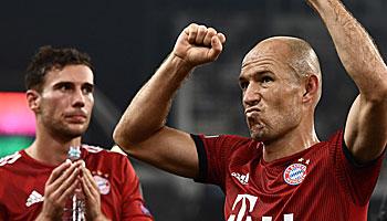 FC Bayern – Fortuna Düsseldorf: Zeit für einen Heimsieg