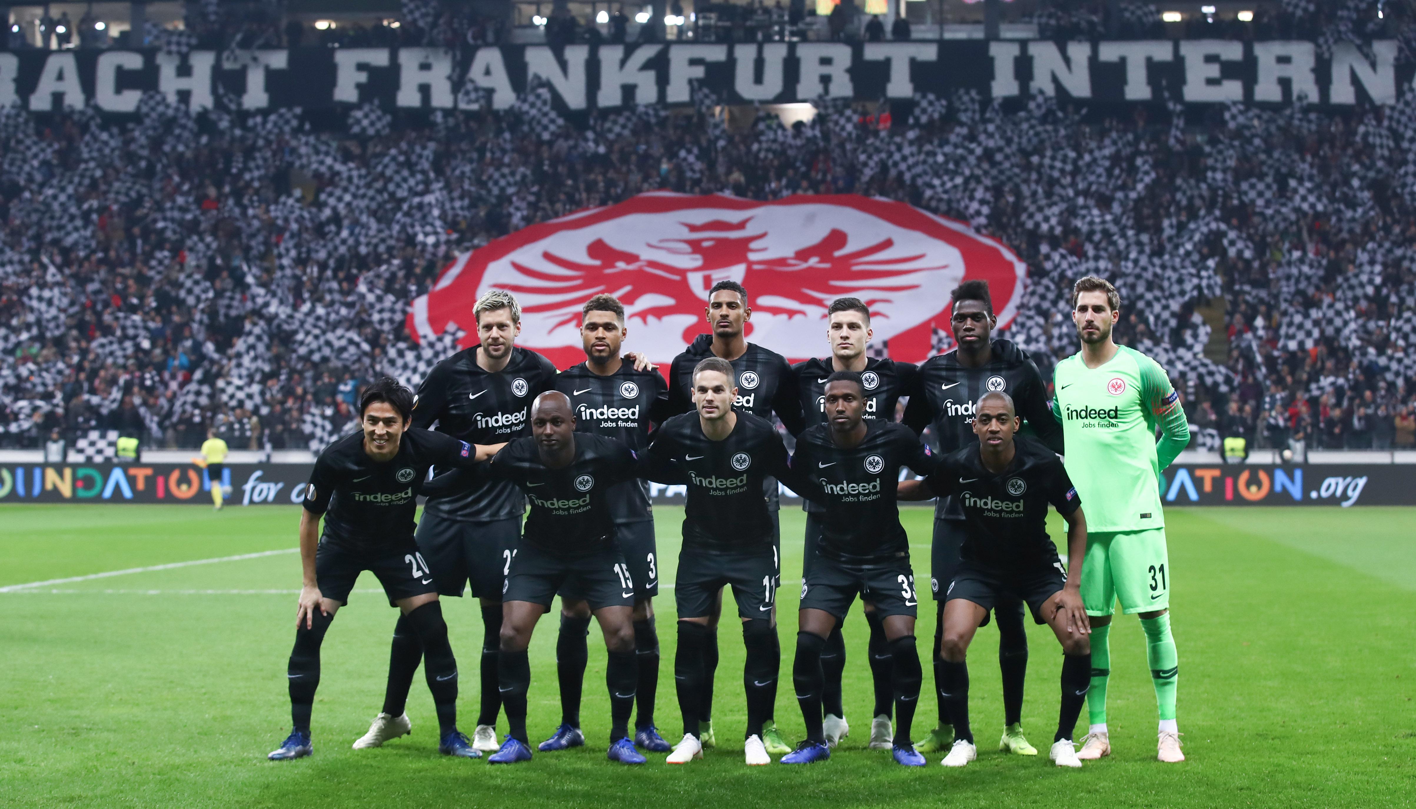 Eintracht Frankfurt winkt als erstem deutschen Klub die perfekte EL-Vorrunde