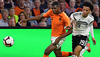 Deutschland – Niederlande: Der letzte DFB-Auftritt in der A-Liga