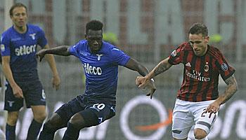 Lazio Rom – AC Mailand: 2 Vereine, ein Ziel