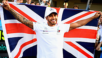 Lewis Hamilton: Kann er der beste Fahrer der F1-Geschichte werden?
