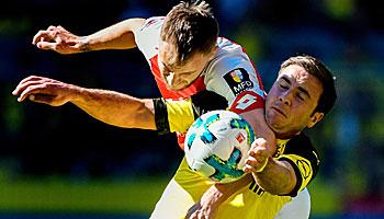 Mainz 05 – BVB: Alles andere als einfach für den Spitzenreiter