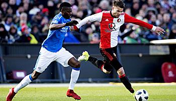 Feyenoord Rotterdam – PSV Eindhoven: Kein Duell auf Augenhöhe