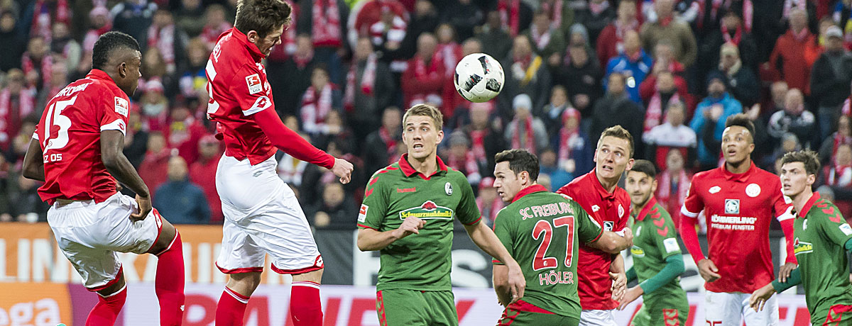SC Freiburg - Mainz 05