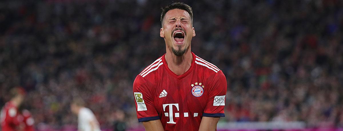 Sandro Wagner glaubt an Bayern-Meisterschaft