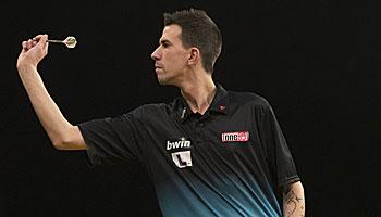 Grand Slam of Darts: Unterbuchner hofft auf Revanche gegen Anderson