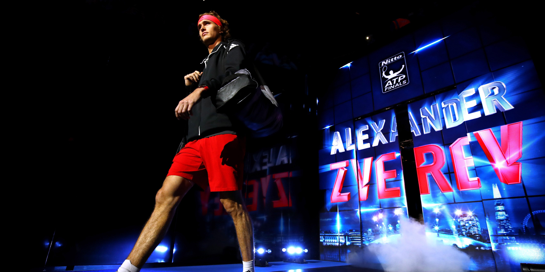 Alexander Zverev