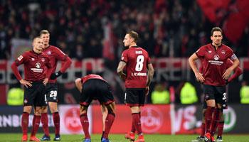 Borussia Mönchengladbach – 1. FC Nürnberg: Aufsteiger taumelt ins Duell der Gegensätze