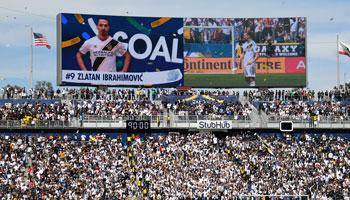 "Ibrahimovic: Er hat noch nicht fertig ""zlataniert"""