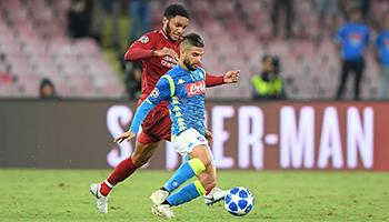 SSC Neapel – FC Liverpool: Reds kommen mit mehr Matchpraxis