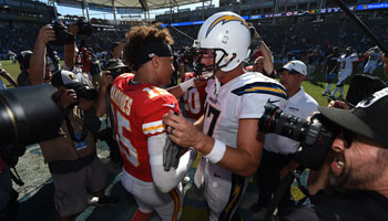 NFL: Quarterback-Dreikampf um den MVP-Award