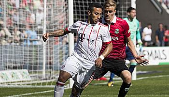 Hannover 96 – Bayern München: Folgt FCB-Streich Nummer 13?