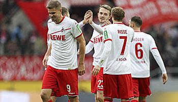 1. FC Köln – 1. FC Magdeburg: Den Gästen droht eine Klatsche