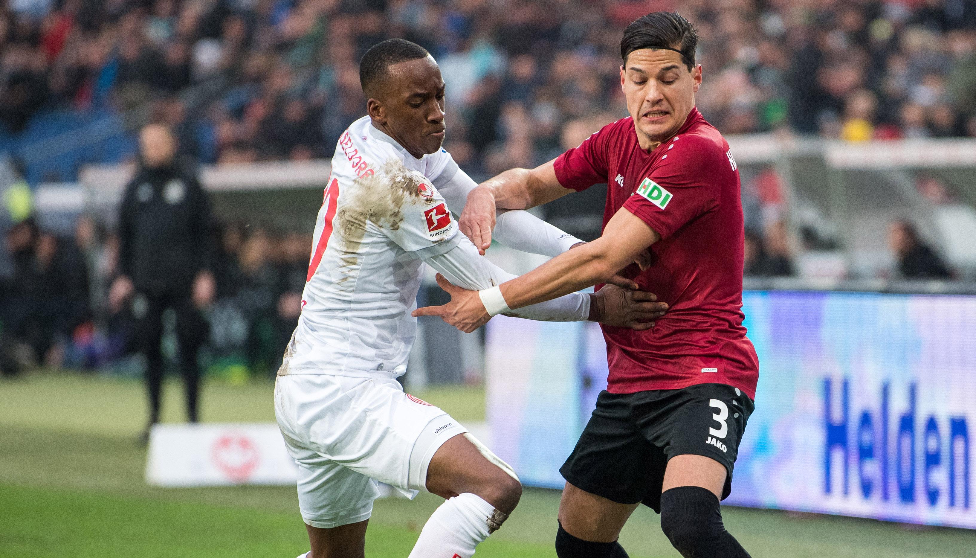 Fortuna Düsseldorf – Hannover 96: Ein guter Abschluss steht im Vordergrund