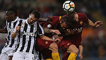 Juventus Turin – AS Rom: Nichts zu holen für die Giallorossi