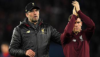 FC Liverpool: Trotz Rekordsaison droht die Vizemeisterschaft