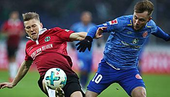 FSV Mainz – Hannover 96: Schwere Aufgabe für die Niedersachsen