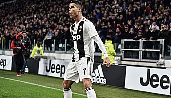 Juventus Turin – Inter Mailand: CR7 feiert Derby-Premiere
