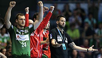 Handball: Verlieren verboten im Topspiel