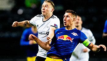 RB Leipzig – Rosenborg BK: Die Roten Bullen stehen vor dem Aus