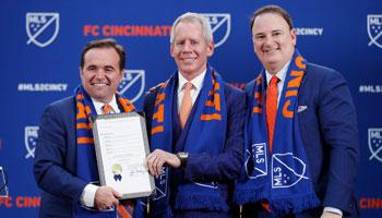 4 neue Teams: So verändert sich die MLS-Landkarte bis 2021