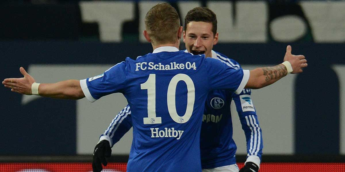 Holtby, Draxler