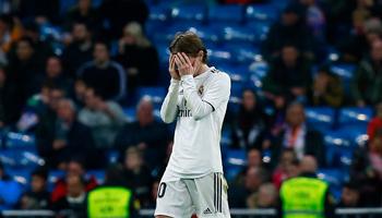 Krise bei Real Madrid: Königsklasse ohne Königliche droht